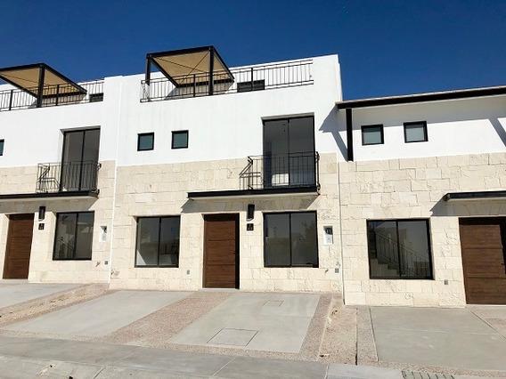 Sms/ Casa En Renta En El Refugio