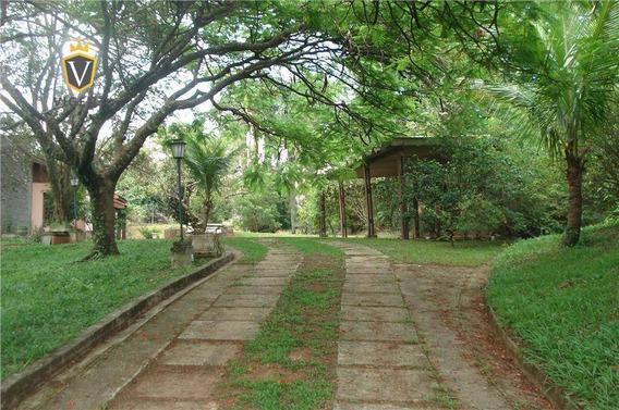 Casa Com Amplo Terreno À Venda - Alto Padrão - 5000 M² - Chácara Malota - Jundiaí/sp - Ca1330