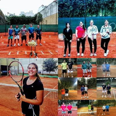 Escuela De Tenis/ Otras Opciones A Coordinar Cl Grup/cl Pers