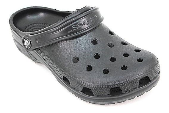 Sueco Crocs Original Negro