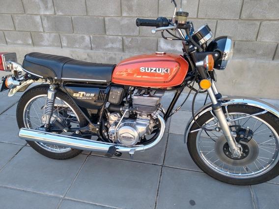 Suzuki Gt 185 Bicilindro 2t