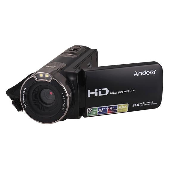 Portátil Atualizados 1080p Completo Hd Digital Câmera Vídeoa