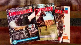 Subasto Colección Revista El Federal Año 2