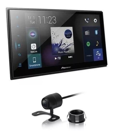 Multimídia Pioneer Dmh-zs8280tv Bluetooth Carplay +câmera Ré