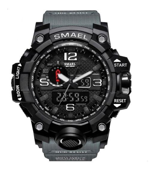 Relógio Militar Esporte G Choque Digital Prova D