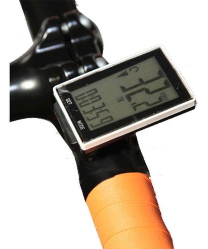 Imagen 1 de 6 de Benotto Velocímetro Digital Inalambrico Bicicleta 16 Funcion