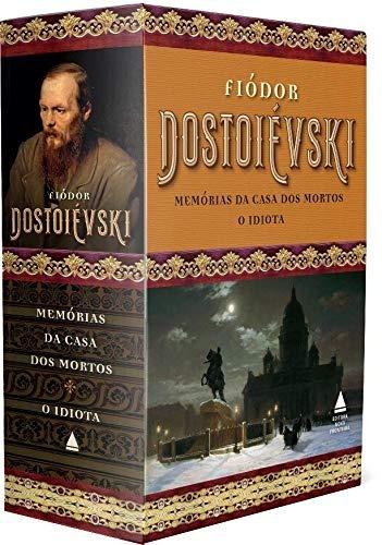 Box Fiódor Dostoiévski Memórias Da Casa Dos Mortos / Idiota