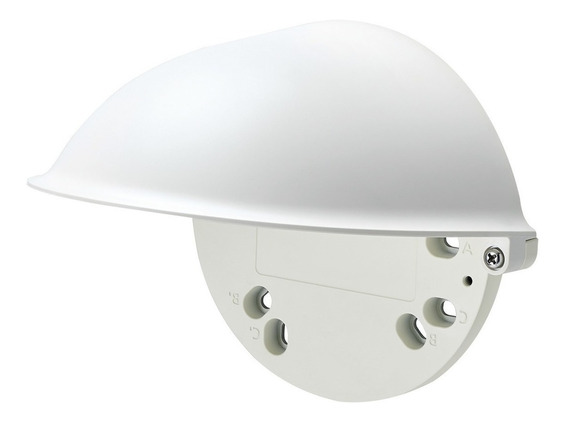 Sbv-120wc Protección Contra Clima Para Domos Serie Xnv Y Q