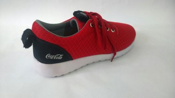 Tenis Sapatenis Coca Cola Lançamento 2018