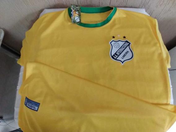 Camisa Da Inter De Limeira