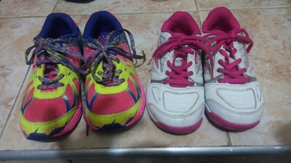 Zapatos Usados Rs21 Casi Nuevo Para Niñas