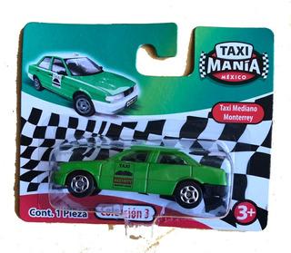 Taxi Mania Mexico Nissan Tsuru Monterrey 1/64