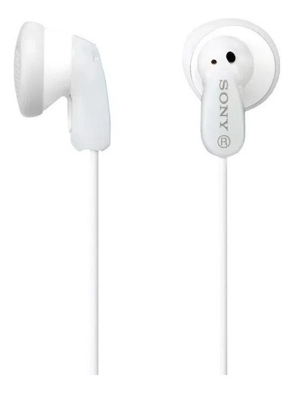 Fone De Ouvido Sony Fashion Earbuds Mdr-e9lp