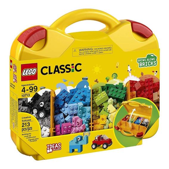 Lego Classic Maleta Creativa 213 Piezas