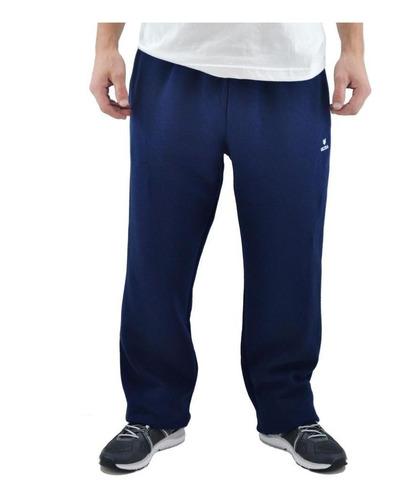 Pantalon Ultra Hombre Basico Recto Friza Marino
