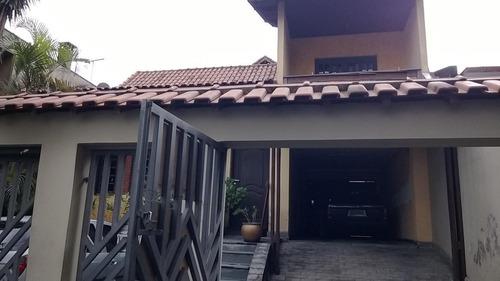 Imagem 1 de 19 de Casa Para Aluguel, 3 Quartos, 2 Suítes, 4 Vagas, Jardim Do Mar - São Bernardo Do Campo/sp - 2690
