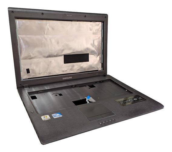 Carcaça Completa Notebook Samsung Rv430 Leia Todo O Anuncio