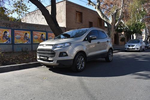 Imagen 1 de 14 de Ford Ecosport Kd 1.6 Freestyle Mt (110cv) 2014. Único Dueño.