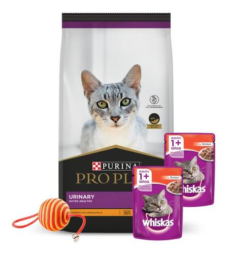 Imagen 1 de 5 de Pro Plan Gato Urinary 7,5kg + Promo -ver Foto+ Envío Gratis!