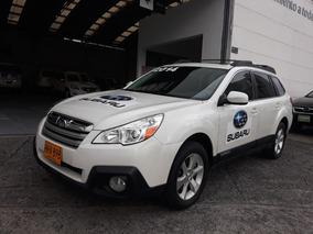 Subaru Outback Tp 3.6 Awd Sw Mod 2014