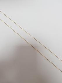 Corrente Cartier Em Ouro 18k 1,4 Gr - 59