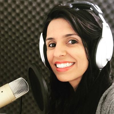 Locutora Voz Feminina Locução Ura Pabx Spot Institucional