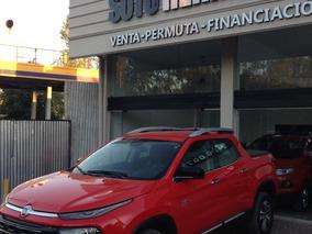 Fiat Toro 2.0 Volcano 4x4 2017 Km 22000 . Permuto/financio