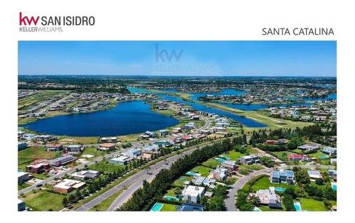 Lote   Venta   Río   Barrio Santa Catalina   Villanueva   Tigre