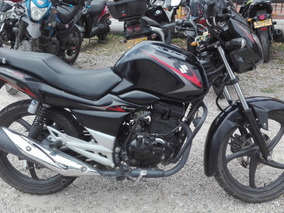 Suzuki Gs 150 R Negra