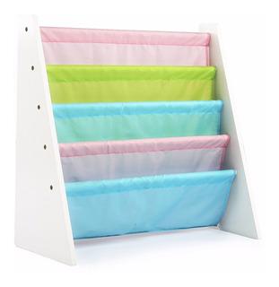 Librero Organizador 5 Niveles Tot Tutors White / Pastel Msi