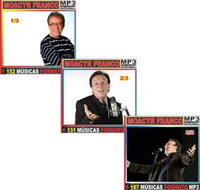 Moacyr Franco Discografia 38 Cd Com 470 Músicas