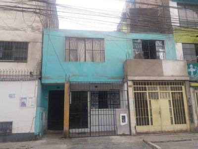 Venta De Casa En Zarate - San Juan De Lurigancho