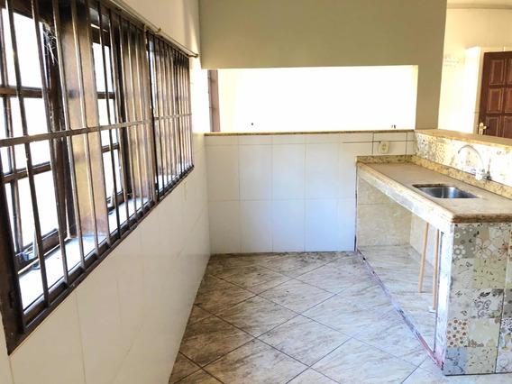 Casa Com Pequena Entrada Mais Parcelas R$:44.660