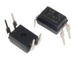 Optoacoplador Pc817c Pc817 C817 Dip Nuevos