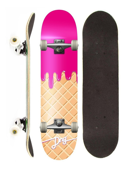 Skate Completo Dng Profissional Ice Cream
