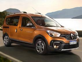 Renault Kangoo Ii Stepway Diesel 2018 Permuta Autos Usados