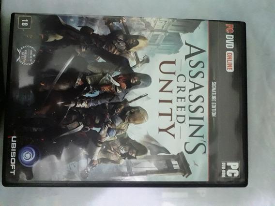 Game Assassins Creed Unity Para Pc