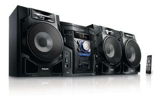 Subwoofer Y Speakers Philips Fwm603/55 400w Usado Excelente