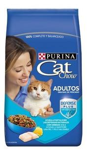 Cat Chow Adultos Pescado X 15 Kg