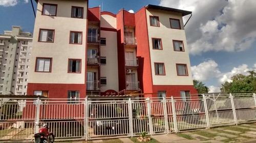Apartamento Com 2 Dormitórios À Venda, 60 M² Por R$ 225.000 - Loteamento Pedra Verde - Valinhos/sp - Ap1359