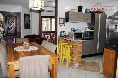 Casa Com 2 Dormitórios Na Moradas Da Hípica, Aberta Dos Morros - Ca0356