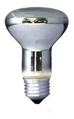 Lâmpada Spot Refletora Espelhada R63 60w 127v Sanex