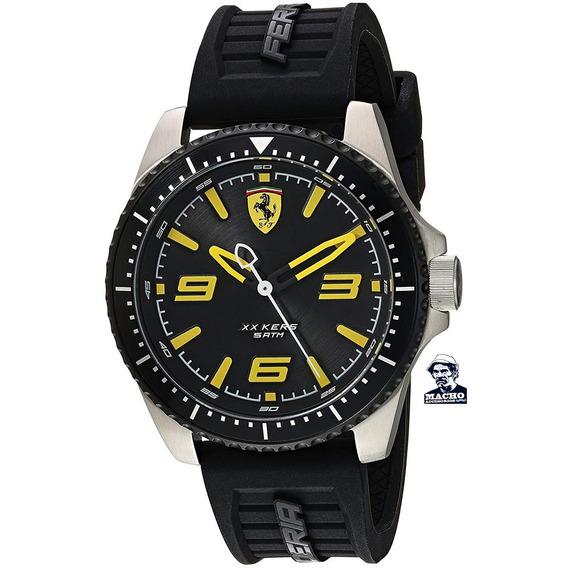 Reloj Ferrari Xx Kers 0830487 En Stock Nuevo Original Caja