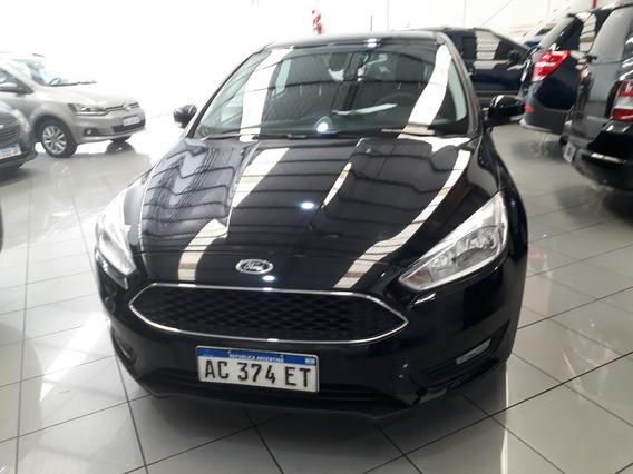 Ford Focus Iii 1.6 S 5 Ptas 2018, Concesionario Oficial