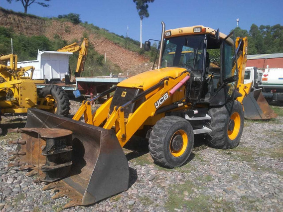 Retroexcavadora Jcb 3c Plus 2015