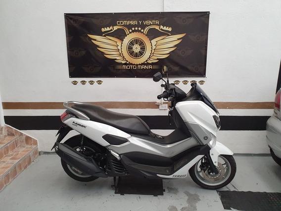 Yamaha Nmax 155 Abs Mod 2018 Papeles Nuevos Traspaso Incluid
