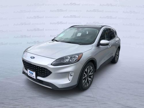 Imagen 1 de 8 de Ford Escape 2020 5p Titanium Ecoboost 2.0l