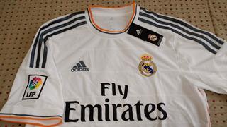 Camiseta Real Madrid Talle M Amplio Nueva Y Original