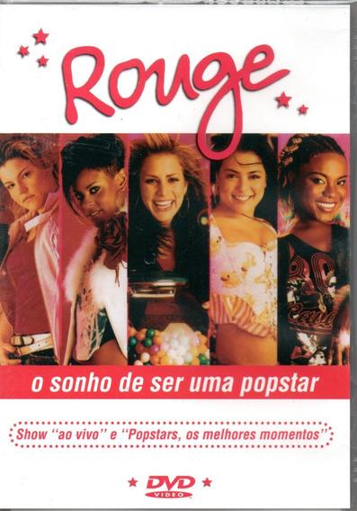 Rouge 3 Dvds O Sonho De Ser Uma Popstar+2cds C´est La Vie