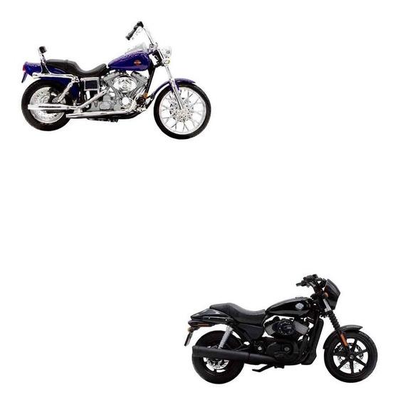 Harley Davidson 2001 Fxdwg Dyna Wide Glide + Street 750 2015